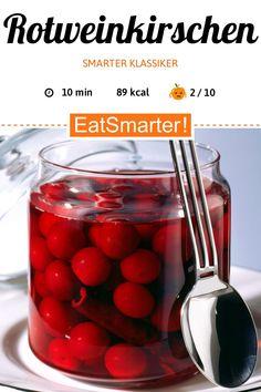 Eat Smarter, Cocktails, Vegetables, Desserts, Recipes, Food, Healthy Dieting, Fruit, Craft Cocktails