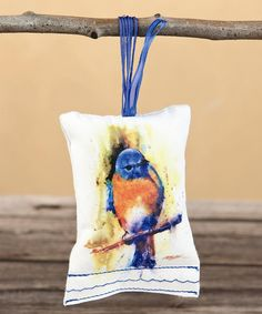 Look what I found on #zulily! Bluebird Cinnamon Scented Ornament #zulilyfinds
