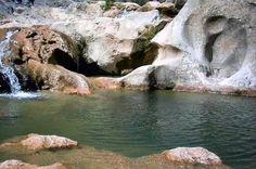 Les gorges de Galamus. Aude.Pyrenees-Orientales