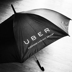 Let it rain! We've got your back SP! #UberOn