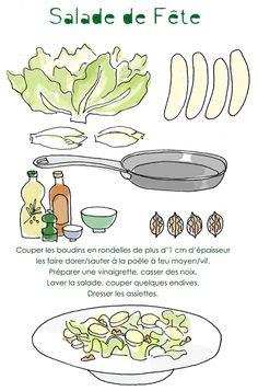 salade de fête - La tambouille