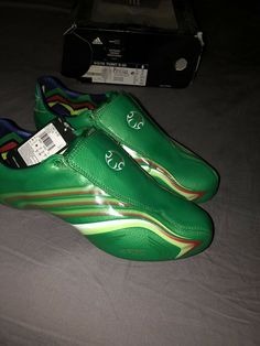907a2aa8260 ADIDAS F50 Tunit Upper X-32 Soccer Mexico 2006 World Cup US Mens Sz.