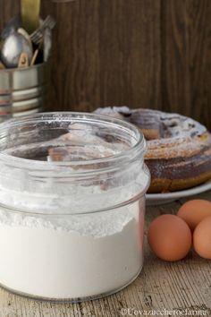 Una bella idea da tenere sempre in dispensa per preparare in un attimo crostate, biscotti e ciambelloni!
