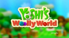 Yoshis Woolly World Cover Game Wallpaper