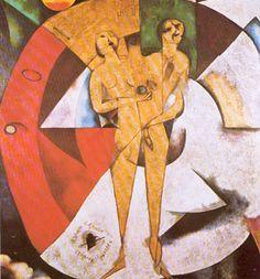 Omaggio ad Apollinaire ( 1911-1912 )