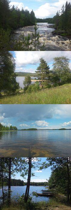 Unser Schweden-Urlaub 2014. Mountains, Nature, Travel, Naturaleza, Viajes, Traveling, Natural, Tourism, Scenery