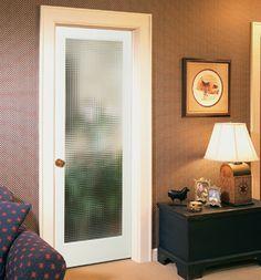 Jeld wen interior door impression beveled mirror on a hollow core cross reed decorative glass interior door planetlyrics Image collections