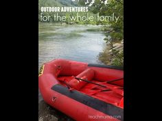 outdoor family adven