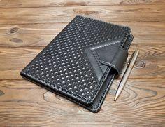 Leather Blank Notebook Boss Gift Calfskin Artisan Lined Pages Design Scrapbook  #MakeyStudio
