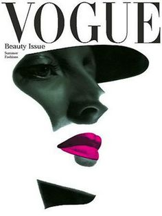 Vogue Cover May 1945