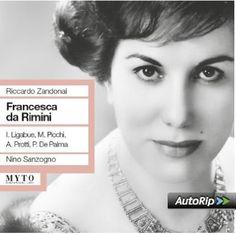 Zandonai: Francesca Da Rimini. One of the most beautiful Francesca's I've ever had the privilege to hear.