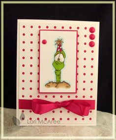 Smiling while Stamping: Birthday Worm handmade birthday card using Whipper Snapper Party Worm stamp