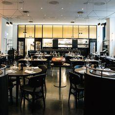 Baltho Restaurant und Bar im Marktgasse Hotel Niederdorf | creme zürich