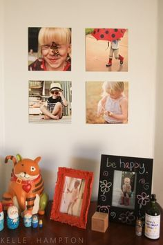 start over!  I'm redoing the girls rooms to look like this room!