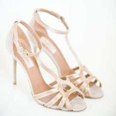Blush and Gold Valentinos!