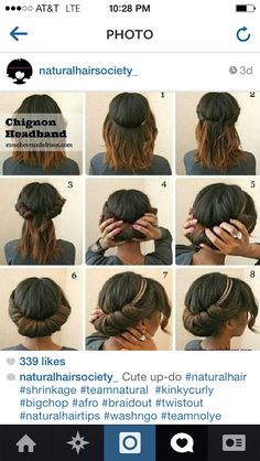 Natural Hair Pictorials! #Naturalhair #GoodHair . Join our #naturalhair community on Facebook!  Recieve advice and tips on how to care for your hair! https://www.facebook.com/groups/goodhairsalon/