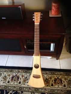 Martin Nylon String Backpacker Acoustic, I have played a few of these, the sound quality is just terrible!