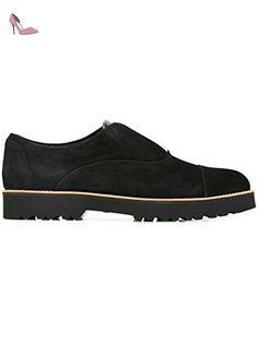 HOGAN FEMME HXW2590V6501SG0564 NOIR SU?DE MOCASSINS - Chaussures hogan (*Partner-Link)
