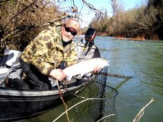 Lamm's Fishing Guide Service - Umpqua Valley Oregon