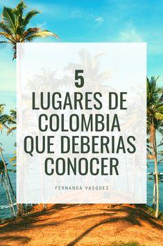 #viajes #turismo #colombia #playas Lugares de colombia que deberías conocer Travel Checklist, Travel Tips, Colombia Travel, Nevada, Nature Animals, South America, Poland, Travel Inspiration, Places To Go