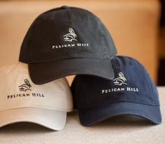 1ac3a7bdd8d Show your affinity for Pelican Hill Golf Club with this classic