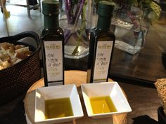 Tasting Chilean Extra Virgin Olive Oil, Bold vs. Mild