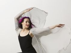 #RachaelSage invokes dance muse on new album #Choreographic