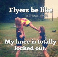 OMG YES. Cheerleading fact!