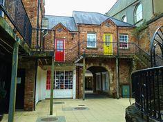 The Craft Village, Shipquay Street.