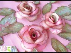 In questo video vi mostriamo come creare fiori con tessuto riciclato. Utilizza le magliette che non usi più per fare questi splendidi fiori. Nel nostro canal...