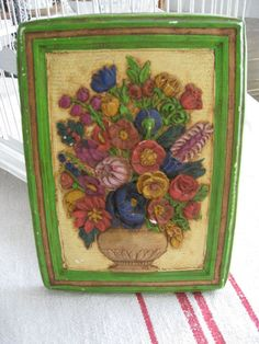 Flowers in Winter by Candace on Etsy