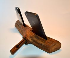 Wooden phone stand Samsung Galaxy S6 Dock Phone holder Docking station Gift ideasCell StandWooden StandGift ideas.iPhone 6 iPhone5 (29.99 USD) by DesignWoodenGadget