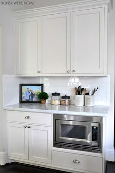Where did you get your cabinets?