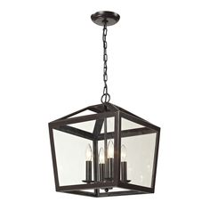 ELK Lighting 31507/4 Alanna Collection Oil Rubbed Bronze Finish