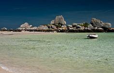 Brignogan plage... Seychelles ? Non, Finistère nord !!! Magnifique.