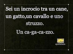 Incrocio ... Strano! Italian Humor, Italian Quotes, Funny Images, Funny Pictures, Happy Vibes, Interesting Quotes, Have A Laugh, Quotations, Funny Quotes