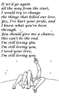 Scorpions - Still loving you <3<3<3