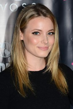 Gillian Jacobs Copper Eyeliner