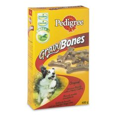 Pedigree Gravy Bones Saus 400 g 1