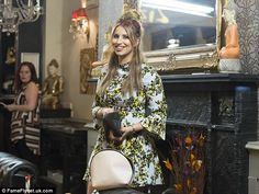 Put a spring in your step with a floral dress from V by Very #DailyMail