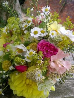 Late summer wedding flowers by Catkin   Decoração   Pinterest ...