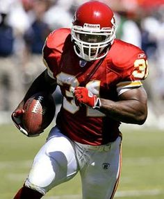 6122276410d Priest Holmes!! Won numerous Fantasy Football Championships because of this  man!! Kc