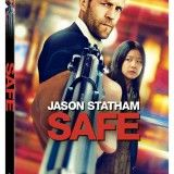 Safe DVD - Jason Statham