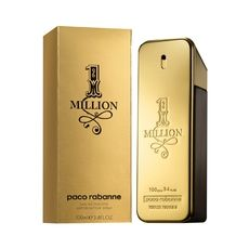 Paco Rabanne 1 Million Eau de Toilette Spray for Men is the ultimate cologne Perfect for young professional, year