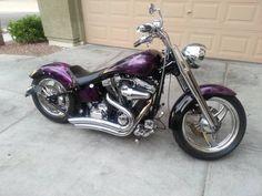 1986 Harley Davidson Heritage Softail Custom