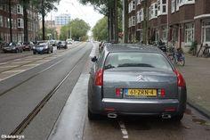 Citroën C6 - Amsterdam NL Amsterdam, Cars, Autos