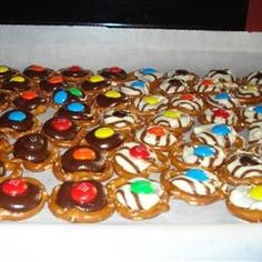 Bake sale recipe ideas: easy candy recipes
