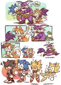 Big the cat Sonic 3, Sonic And Amy, Sonic Fan Art, Sonic The Hedgehog, Shadow The Hedgehog, Knuckles The Echidna, Big The Cat, Jagodibuja Comics, Z Toon