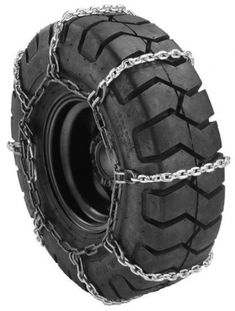 Forklift Snow Tires