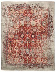 Bidjar Highgate Pleasure rug by JAN KATH (NYC)